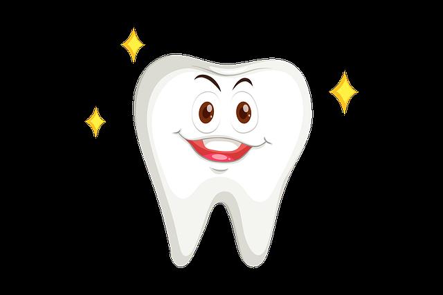 utwardzanie zęba dziecku